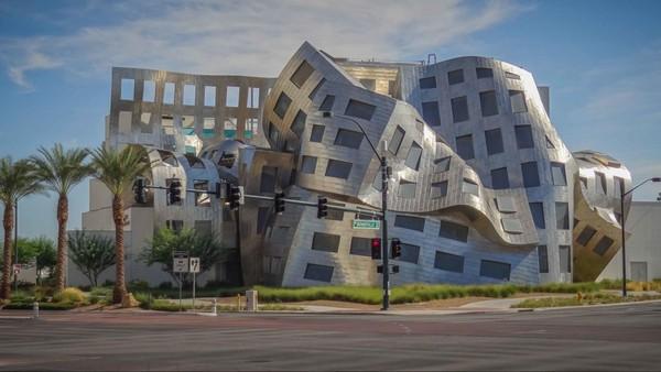 Cleveland Clinic Lou Ruvo Center for Brain Health Downtown Las Vegas