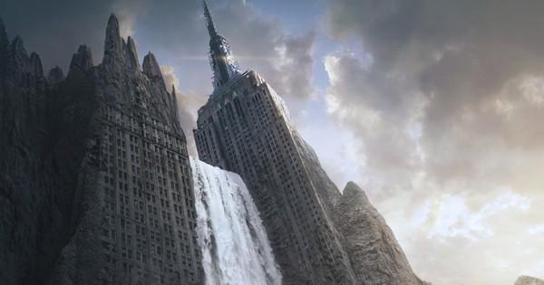 L'Empire State Building dans le film Obvilion