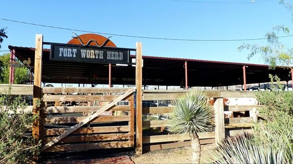 Coliseum Fort Worth Texas