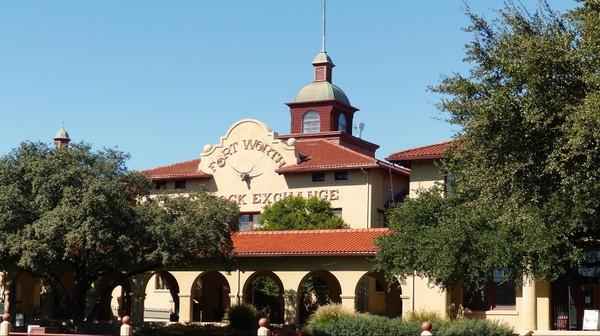 Stockyards Museum Livestock Exchange Fort Worth Texas