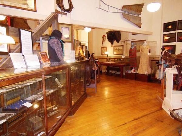 Stockyards Museum Fort Worth Texas