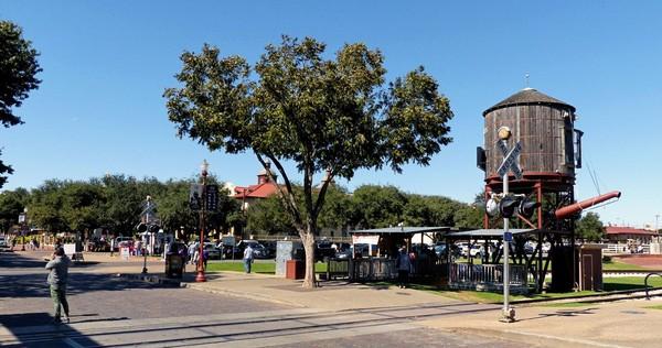 Stockyards Station Fort Worth Texas