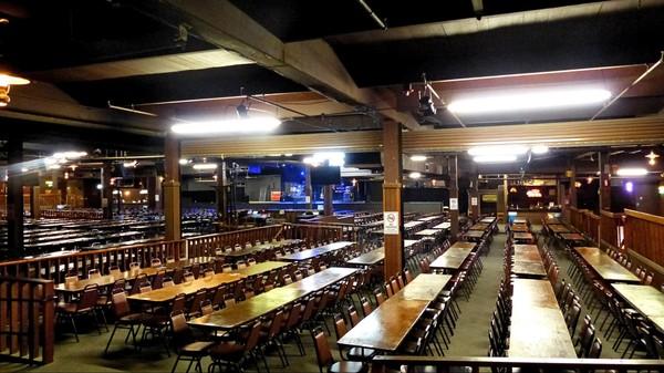 Avant un concert Billy Bob's Texas Fort Worth Texas