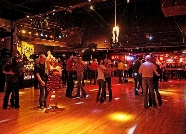 Piste de danse Billy Bob's Texas Fort Worth Texas