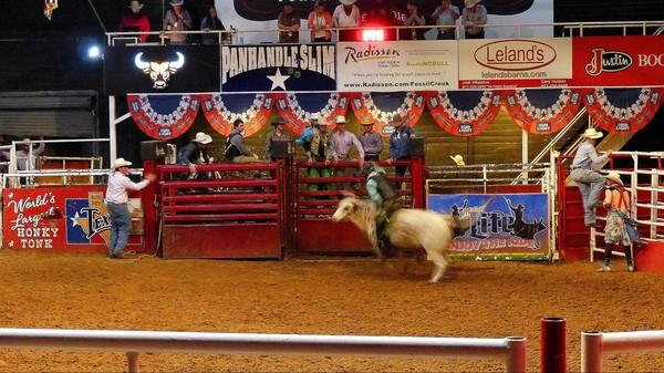 Bull Riding Billy Bob's Texas Fort Worth Texas