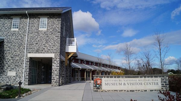 Gettysburg National Military Park - Museum and Visitor Center
