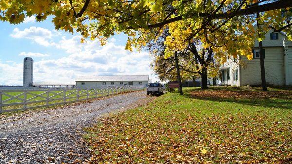 Eisenhower National Historic Site Gettysburg Pennsylvanie
