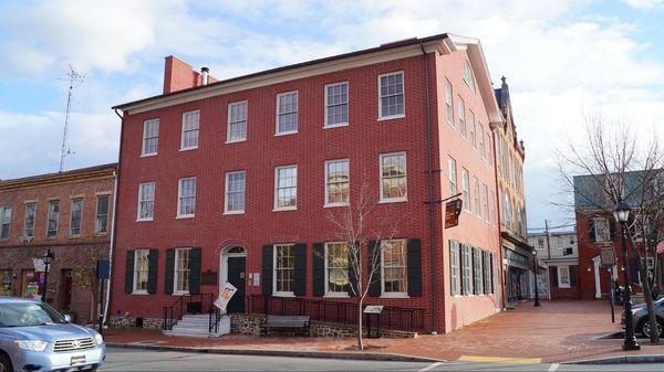 David Wills House Gettysburg Pennsylvanie