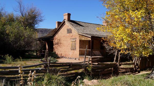La Maison de John Wood Grafton Ghost Town