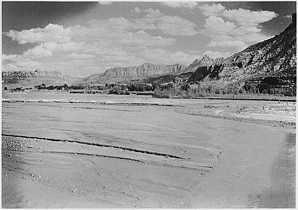 Village of Grafton, Utah - George A. Grant, 1929