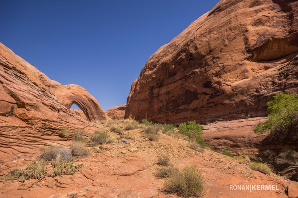 Broken Bow Arch Utah