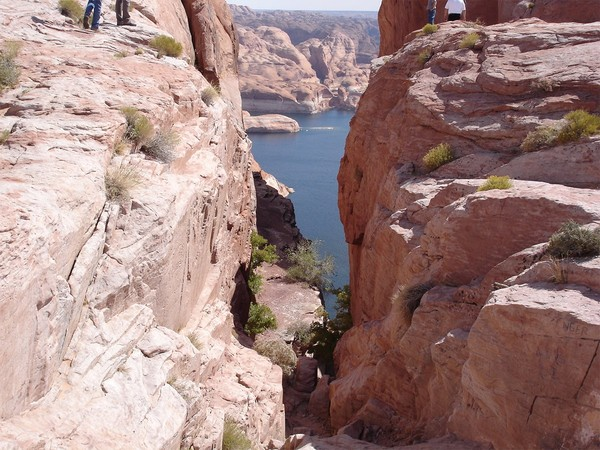 Hole in the Rock Utah