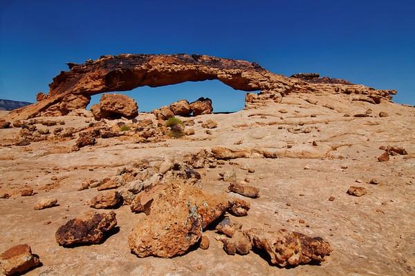 Sunset Arch Utah