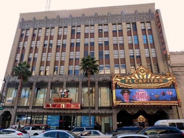 El Capitan Theatre Hollywood