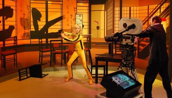 Kill Bill Madame Tussaud Hollywood