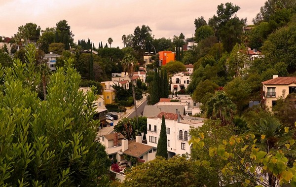 Quartier d'Hollywood Heights