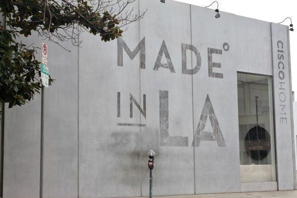 Murals Melrose Avenue Hollywood Los Angeles