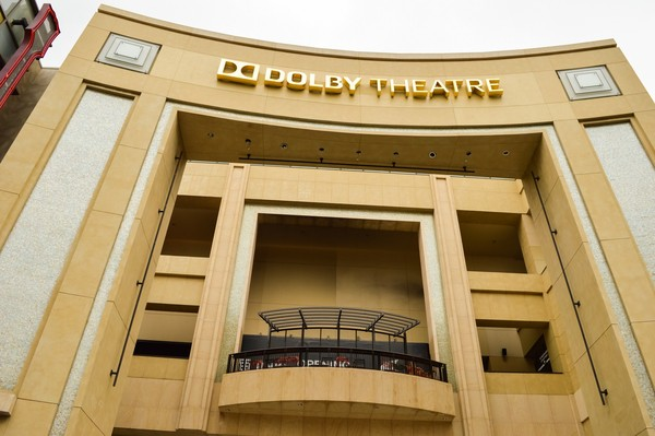 Dolby Theatre Hollywood Boulevard
