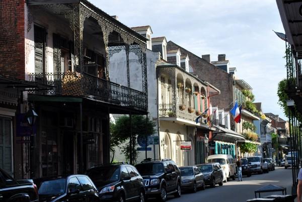 Quartier français La Nouvelle Orléans Louisiane