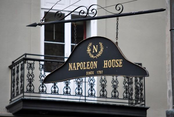 Napoléon House La Nouvelle-Orléans Louisiane