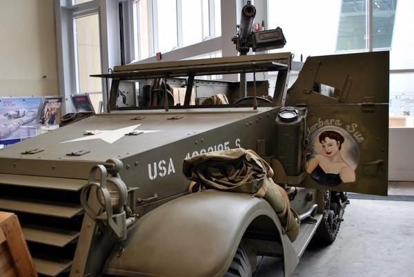 National World War II Museum La Nouvelle Orléans Louisiane