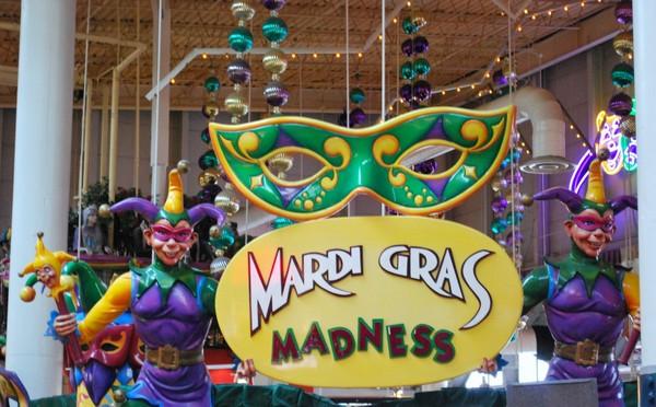 Mardi Gras La Nouvelle-Orléans Louisiane