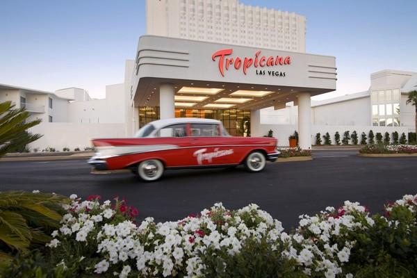 The Tropicana Las Vegas