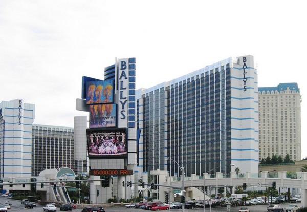 The Bally's Las Vegas