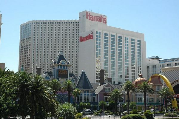 The Harrah's Las Vegas