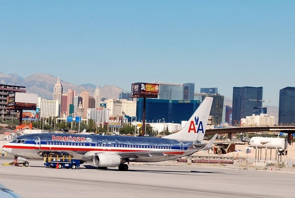 Aéroport McCarran Las Vegas