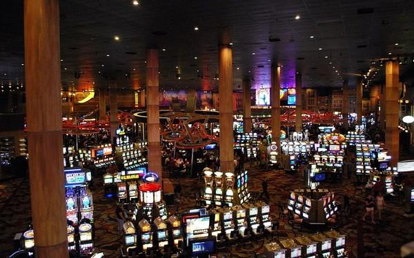 Salle de jeux casino Las Vegas