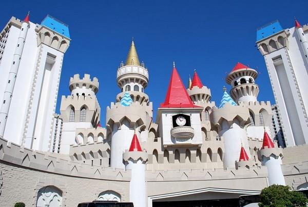 The Excalibur Las Vegas