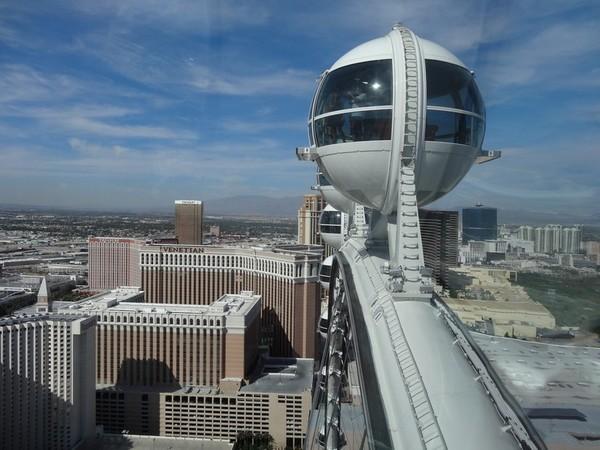 High Roller Ferris Wheel Las Vegas