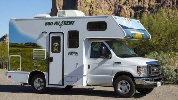 Location camping-car RV aux USA