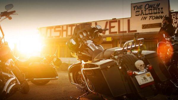 Moto aux USA