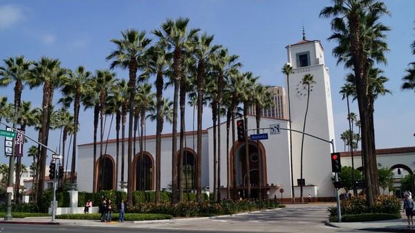 Gare Union Station Los Angeles