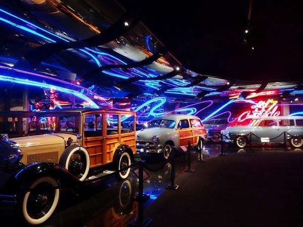Petersen Automotive Museum Los Angeles