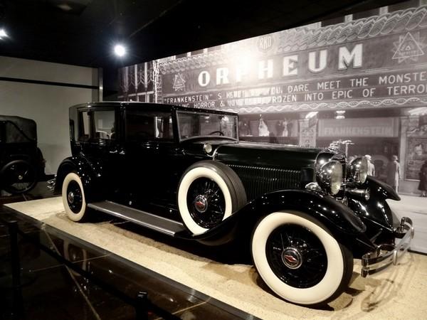 L'automobile dans l'histoire de la Californie