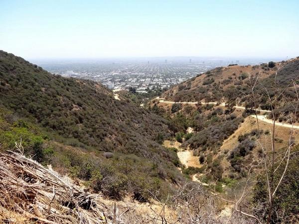 Runyon Canyon Park Hollywood