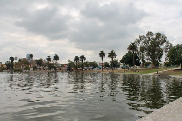 McArthur Park Los Angeles