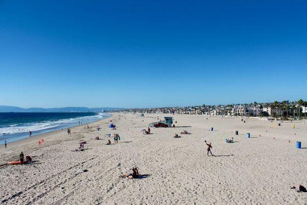 Hermosa Beach Los Angeles