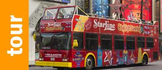 Tour en bus Los Angeles