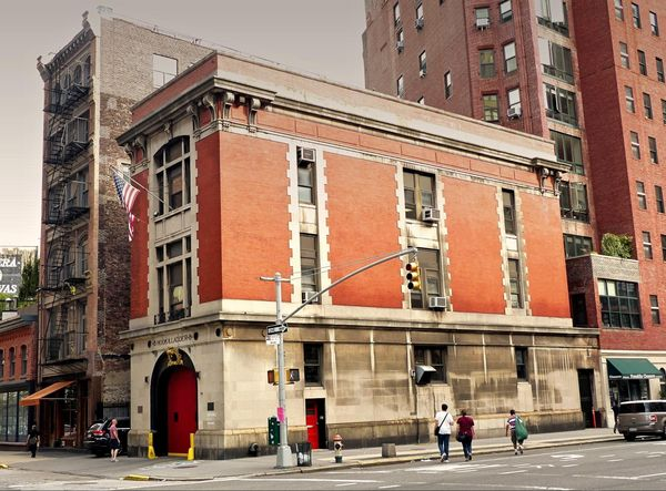 Firehouse, Hook & Ladder Company 8 Tribeca Manhattan New York