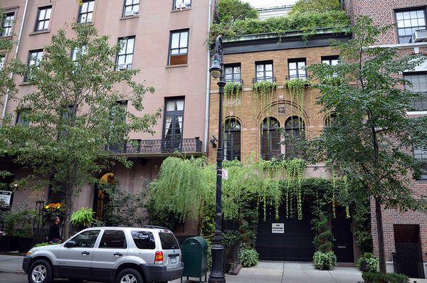 Greenwich Village Manhattan New York