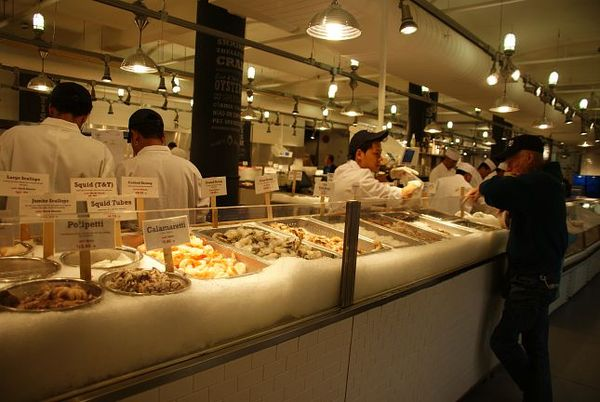 The Lobster Place Chelsea Market New York