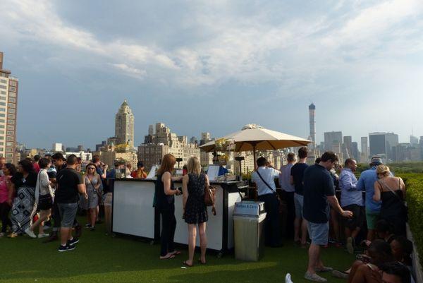 Rooftop MET New York