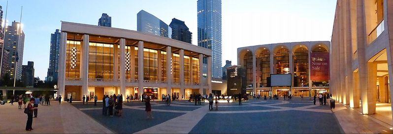Lincoln Center for the Performing Arts New York