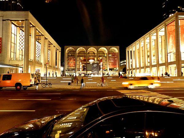 Metropolitan Opera House New York