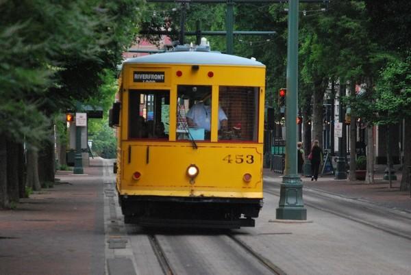 Trolley Memphis
