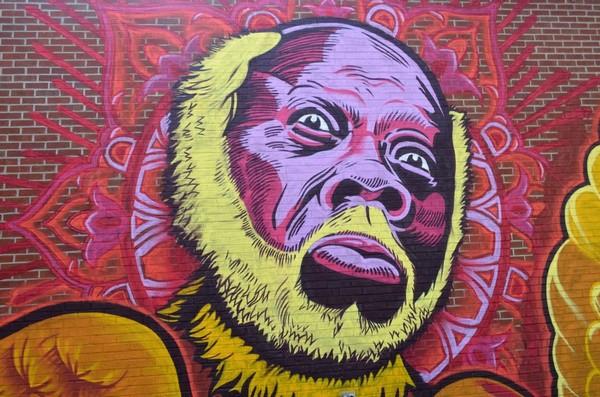 Murals Memphis